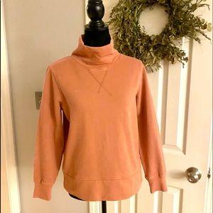 Madewell garment died sweatshirt. SZ S